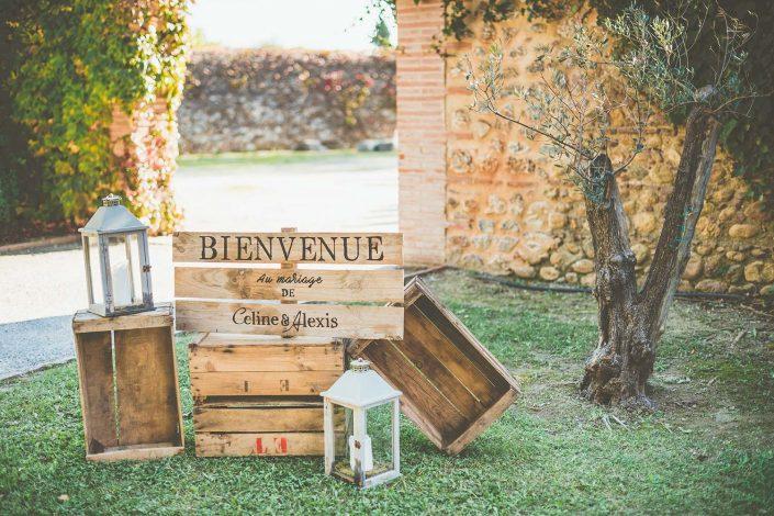 Déco champêtre Label' Emotion Occitanie